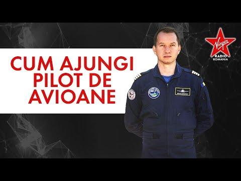 Cum ajungi pilot de avion | Mihai Sturzu (LIVE @Virgin Radio Romania)