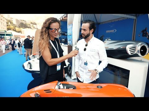 Monaco Yacht Show New Toys: Seabob, Jetsurf, Underwater Drones, Hoverboards, Submarines! Tour Part 8