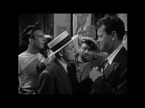 'The Lady From Shanghai' Hiring Hall Scene