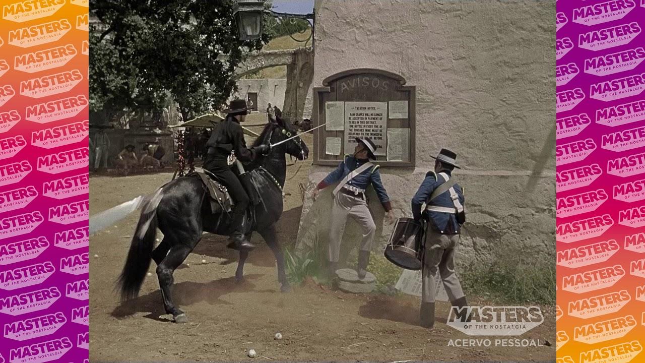 Download A Marca do Zorro - 1940 ‧ Aventura/Romance ‧ 1h 34m
