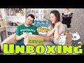 Unboxing Funko Pop de Zavvi