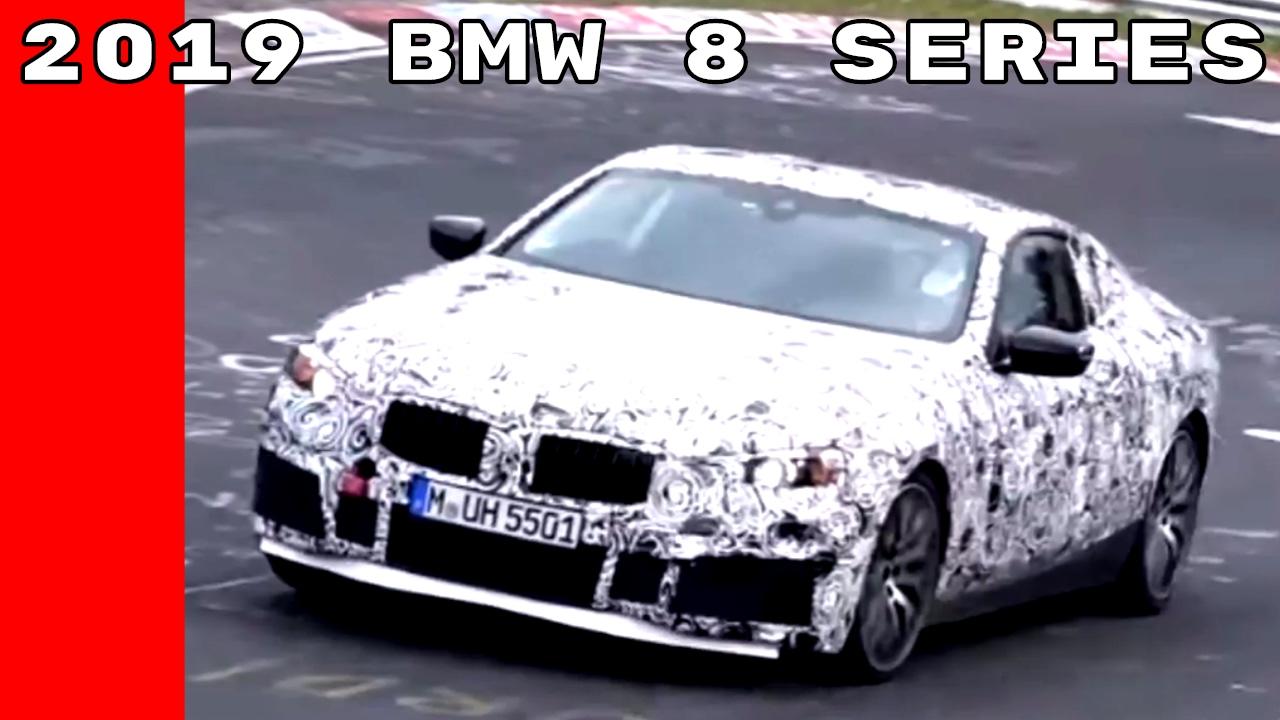 2019 BMW 8 Series Spied  YouTube