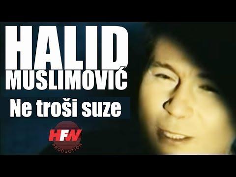 Halid Muslimovic - Ne trosi suze (Official Video 2002)