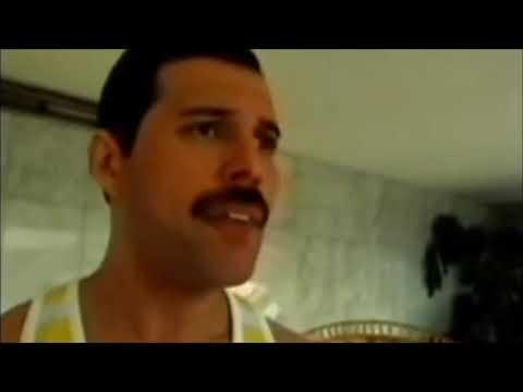 Freddie Mercury - Time Waits For No One (Rare Freddie U0026 Queen Footage) New Unreleased Track 2019