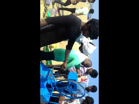 Elliptical tidal power plant project Assembly part 1