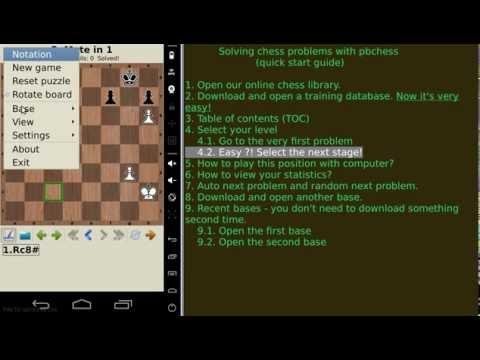 Сhess - tactics and strategy