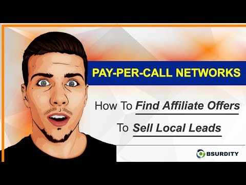 How to Find Pay-Per-Call Affiliate Networks and Offers