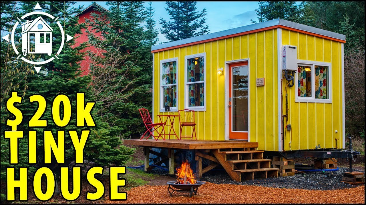 She Built Her Own Tiny House Village And It S Transforming Life