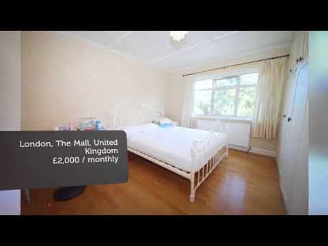House to rent in London, The Mall, £2,000 / monthly