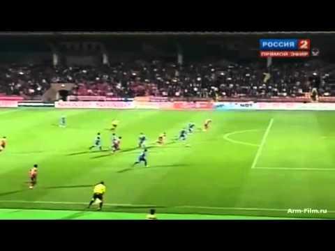 Армения 4- 0 Андорра  Отбор Евро 2012