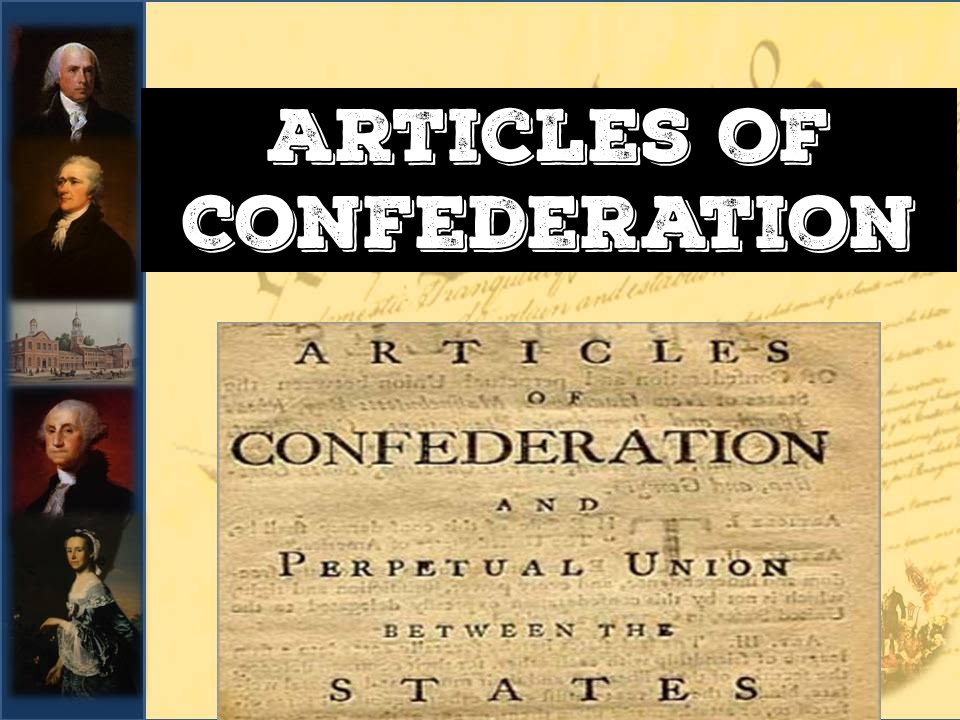 mr betts articles of confederation