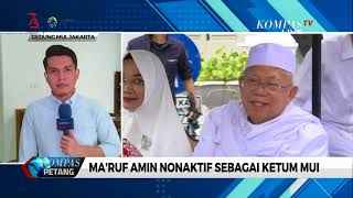 Download Video Ma'ruf Amin Nonaktif Sebagai Ketua Umum MUI MP3 3GP MP4