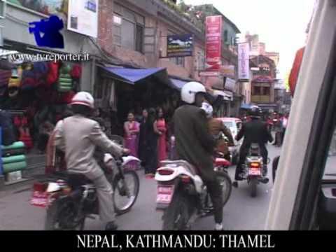 NEPAL, KATHMANDU: THAMEL