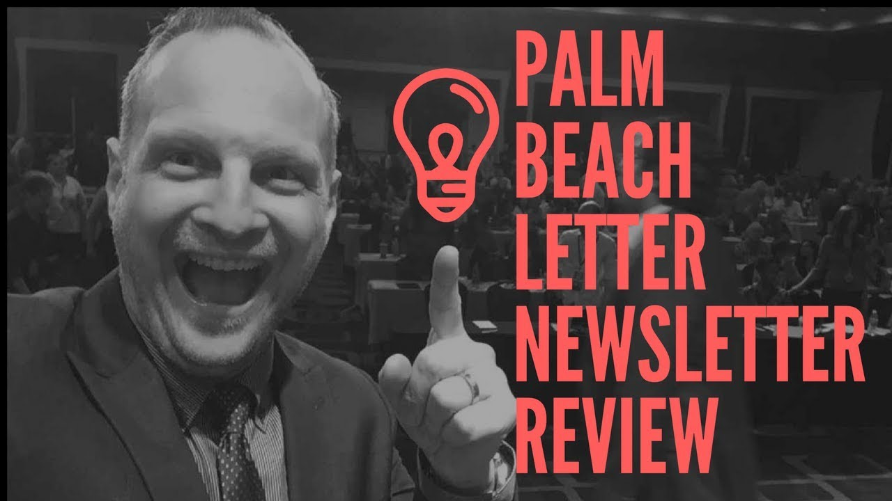 Teeka Tiwari's Palm Beach Letter Review And Newsletter Tour   YouTube