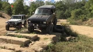 Bronco2s at Bundy Hill Off Road
