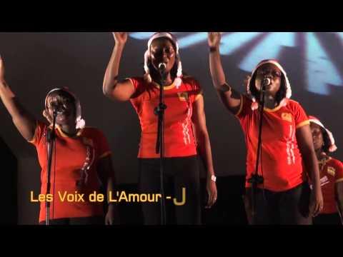 Les Voix de l'Amour - Jesus est Seigneur -Dec12 VA