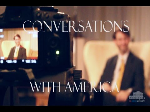 Conversations with America - Guest: Don Ford