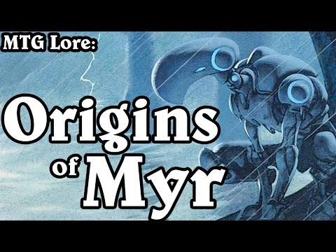 MTG Lore: Origins