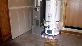 Home Inspection Seattle Find New hot water tank improperly installed  | (425) 207-3688 | CALL US!