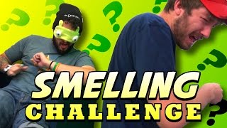 Mystery Smell Challenge
