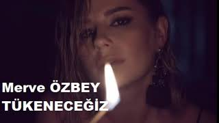 Merve Özbey - Tükeneceğiz Akustik (Sezen Aksu cover) Video
