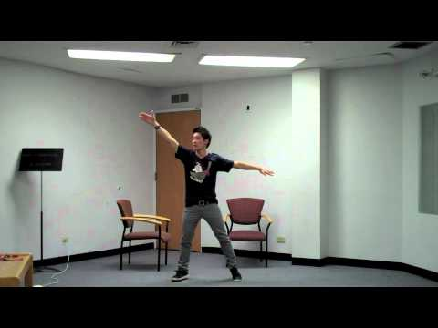 Infinite - Before The Dawn (BTD) Chorus Choreo Tutorial [Brian Zhou]