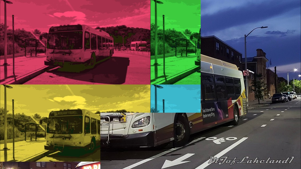 Pace Bus (Chicago Suburbs): 2002 NABI 40-LFW (Diesel) #6197