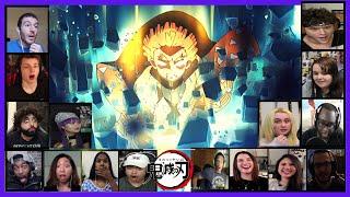 Zenitsu Vs Spider Demon Reaction Mashup | Demon Slayer Ep 17