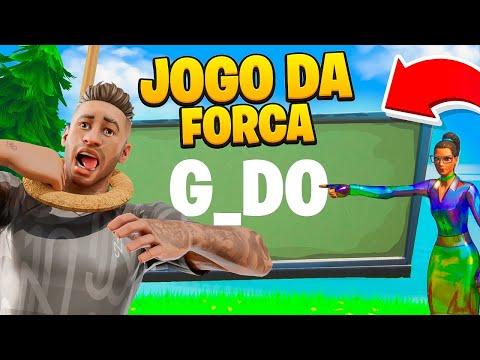 JOGO DA FORCA! ADIVINHE A PALAVRA E GANHE VBUCKS #2