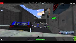 ROBLOX KZ Merge / Encore Frontal Offset Test