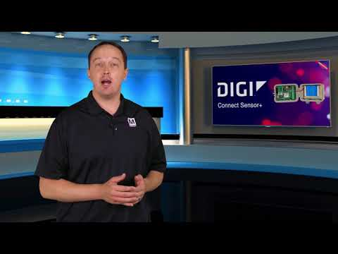 Digi Connect Sensor Plus | Featured Product Spotlight
