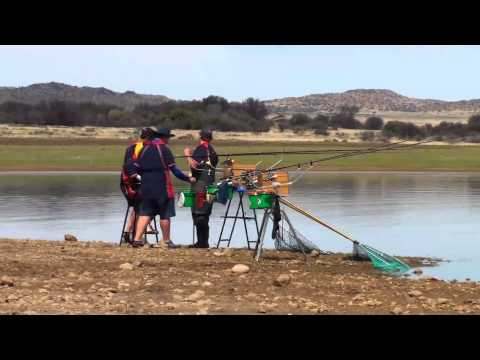 Fishing Action At Gariep Dam Part 01
