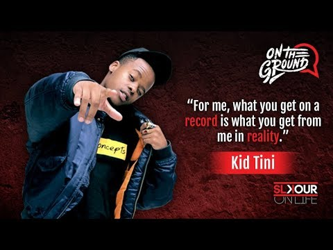 On The Ground: Kid Tini Details What To Expect On His Debut Album