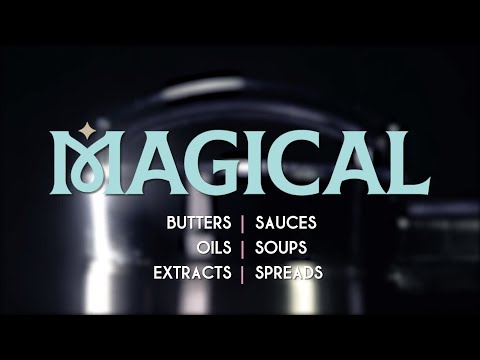 INFUSE ALL YOUR HERBS | The Magical Butter Machine