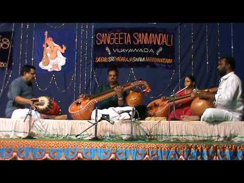 PARA LOKA BHAYAMU ON VEENA BY SRI AYYAGARI SATYA PRASAD & SMT A RAJYA LAKSHMI