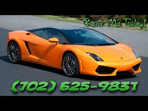 Exotic Car Rental Las Vegas | Call Now (702) 625-9831