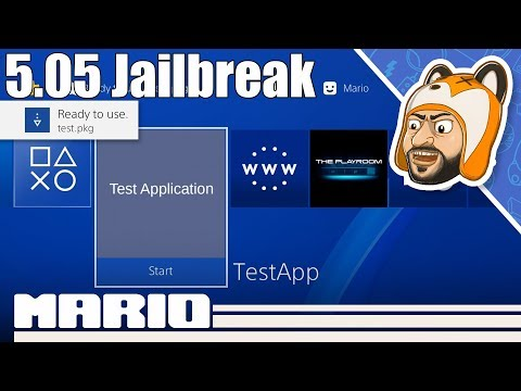 How to Jailbreak Your PS4 on Firmware 5.05 or Lower! | PS4 MIRA HEN Tutorial