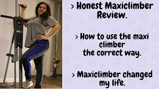 Maxiclimber | Honest review