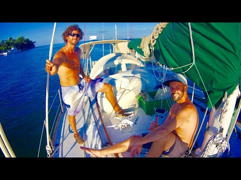 Ep.206 Sailing with the boys Part 1