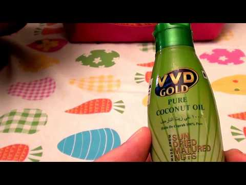 For HAIR VVD GOLD PURE COCONUT OIL made from sun dried matured nuts
