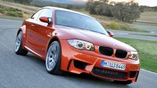 New BMW 1 Series M Coupe - In/Out/Driving [HD]