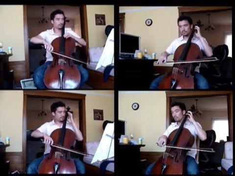 Metallica/Apocalyptica One Cover - Cello Multitrack