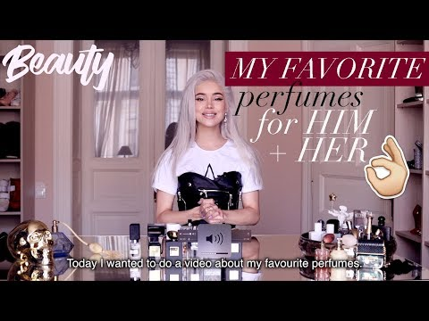 BEAUTY: Our favourite perfumes and other olfactive memories