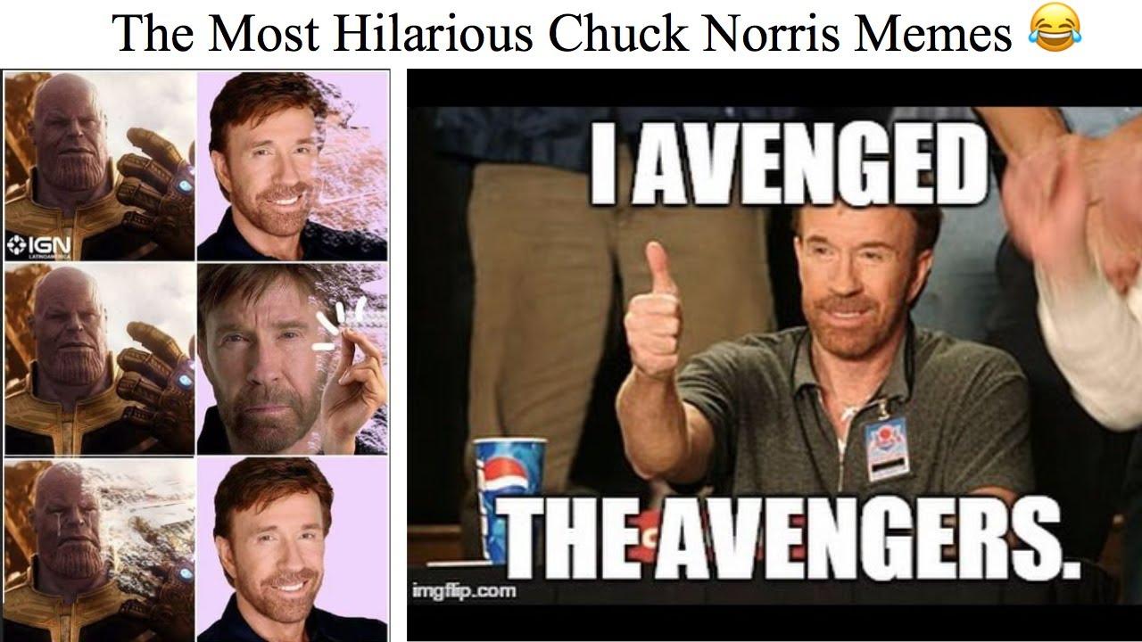 chuck norris memes hilarious