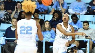 UNC Women's Basketball: Carolina Runs Away From Furman, 84-56