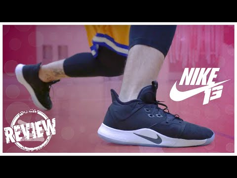 Nike PG 3 Performance Review