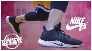 Nike PG 3 Performance Review - YouTube