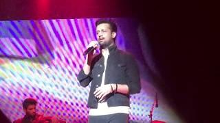 Atif Aslam Live in Leicester UK  Koi Hoor Jese Tu