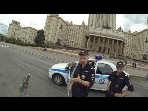 Грамотный Полицейский,респект ему =)