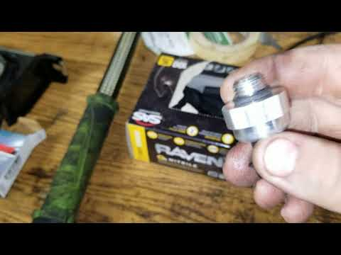 How to replace oil pressure switch in 2009 Cadillac Cts